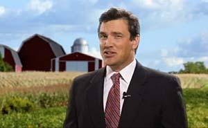Avsiktligt okunnig politiker. Bild från video