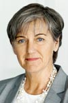 Christina Husmark Phersson. Foto: Regeringskansliet.