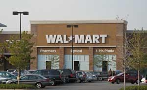 Wal-Mart jagar terrorister. Foto: Zol87/flickr