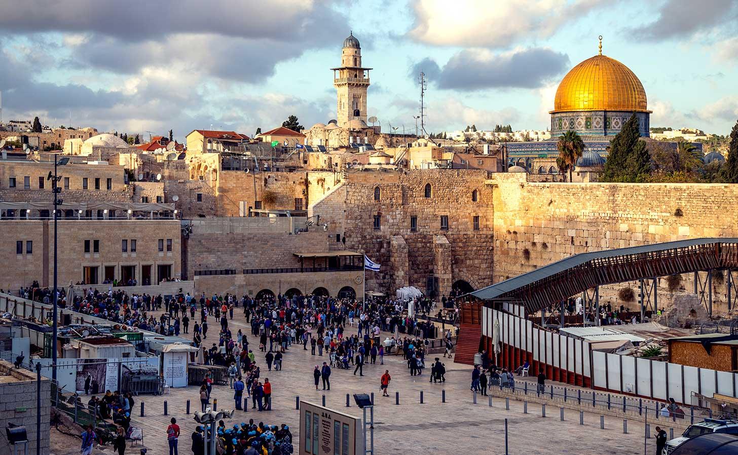 Jerusalem. Foto: Sander Crombach / Unsplash