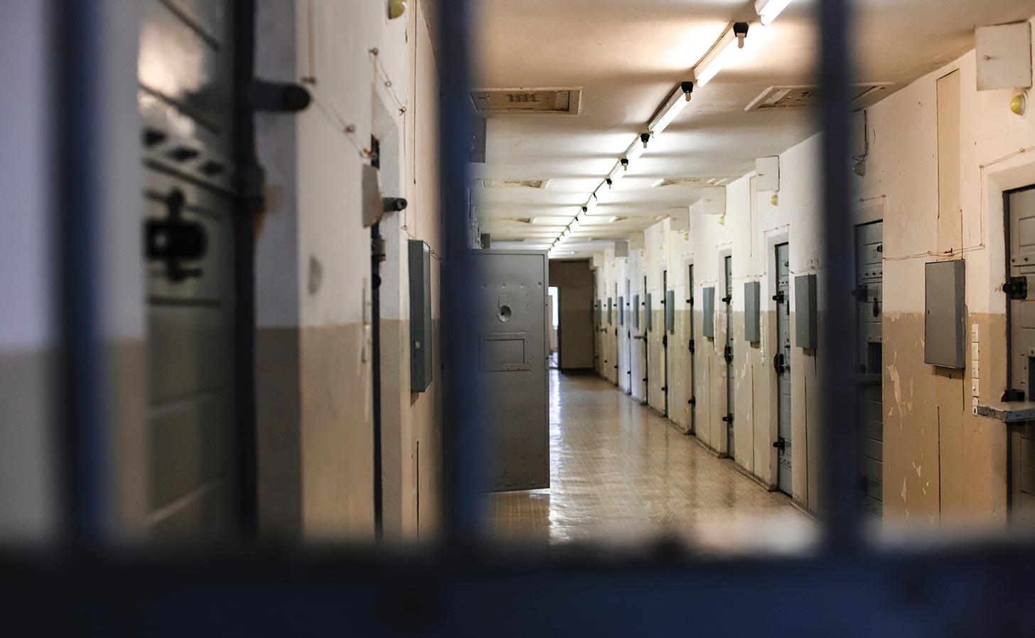 Fängelse. Foto: Matthew Ansley / Unsplash