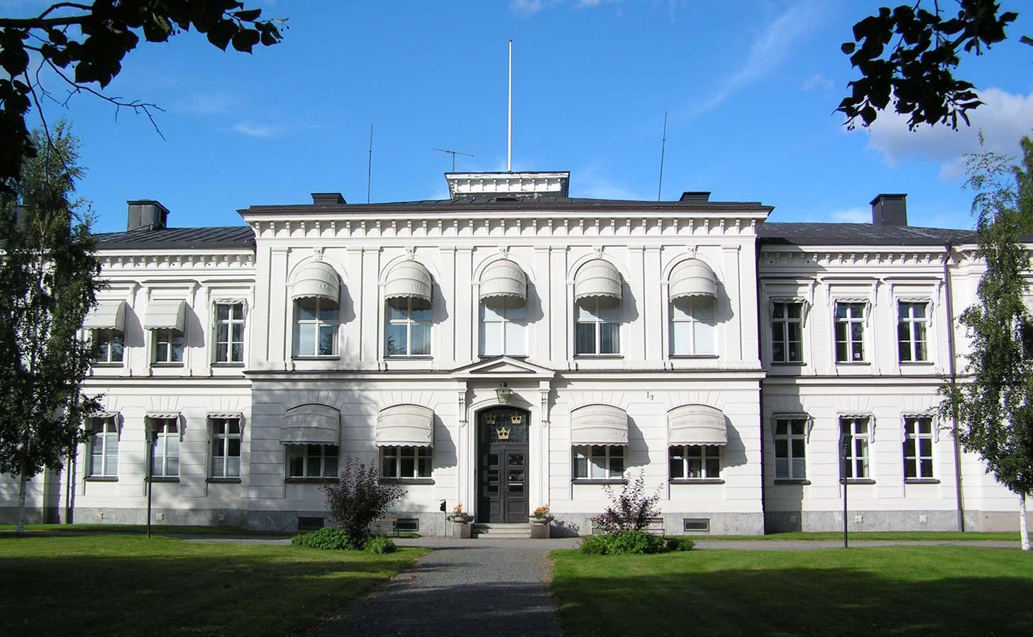 Hovrätten för övre Norrland i Umeå. Foto: Mikael Lindmark/Wikimedia Commons (CC BY-SA 3.0)